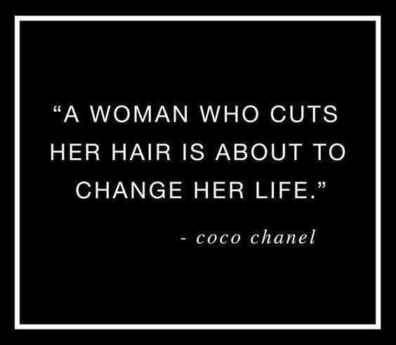 A woman who cuts her hair.jpg