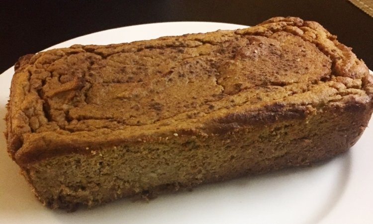Coconut Flour Pumpkin Bread - Paleo & Whole 30