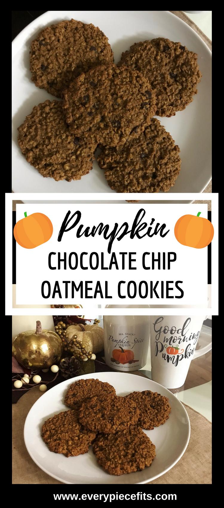 Pinterest Pumpkin Chocolate Chip Oatmeal Cookies.png