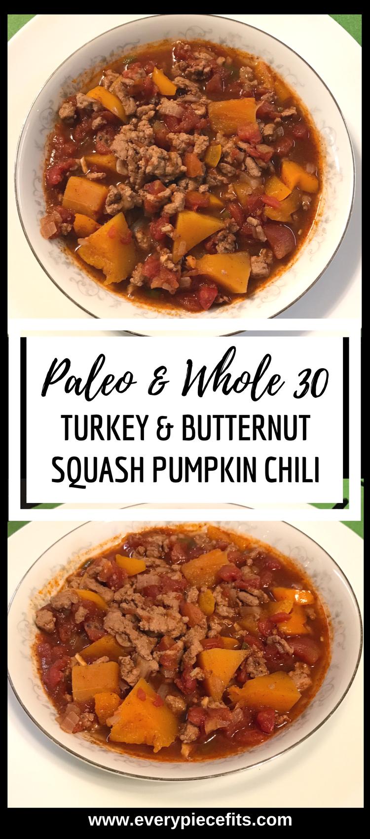 Pinterest Whole 30 Turkey Butternut Squash Pumpkin Chili.png
