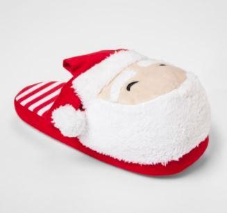 Santa slippers women.JPG