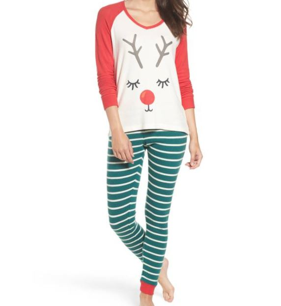 Make and Model Christmas pjs 2.JPG