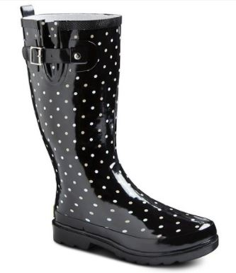 Target Polka Dot Rain Boots.JPG