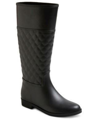 Target Quilted Rain Boot.JPG