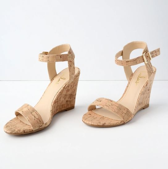 Lulus Cork Wedge.JPG