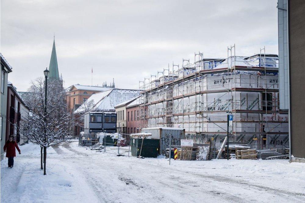 FOTO: HÅVARD H. JENSEN