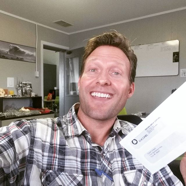 What this smiley face is all about is I'm mailing the down payment to our brand new Objet 3D printer.... soooo pumped!  Hit me up for a quote to run your 3D parts.. we have a CAD engineer to assist as well who can work remotely worldwide. #encoris #medicalmodels #3dprinting