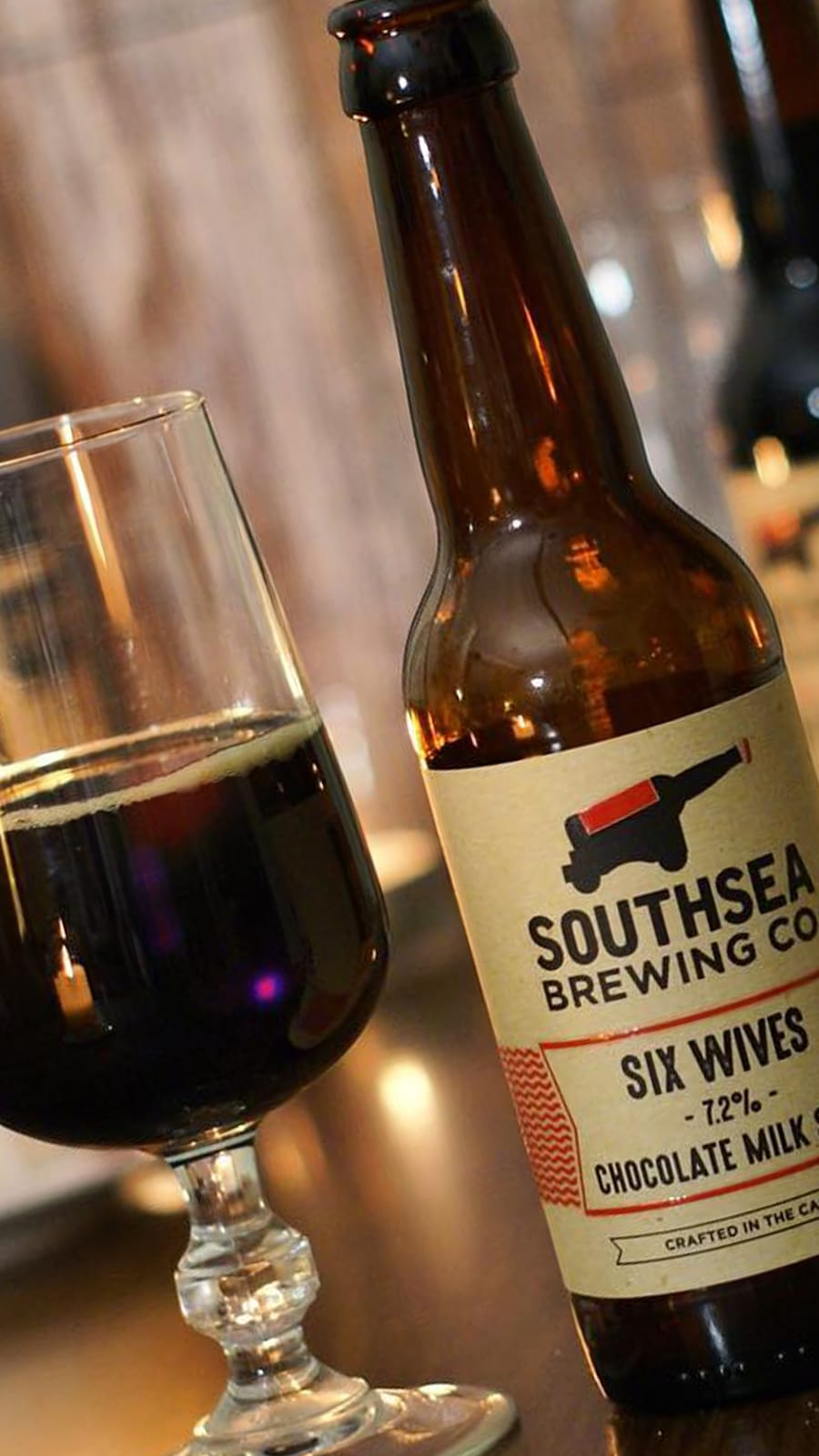 Southsea Brewing Co.labels -