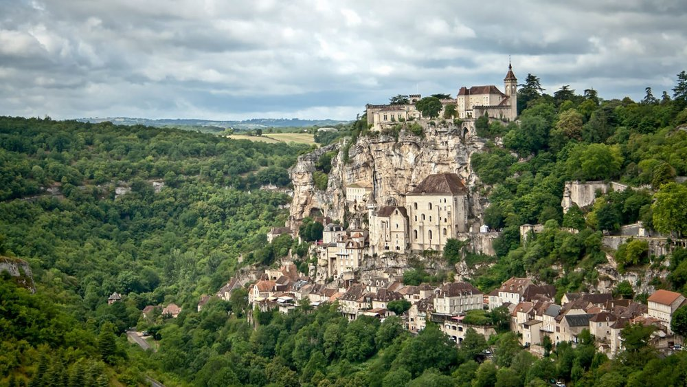 Rocamadour, Southern France -