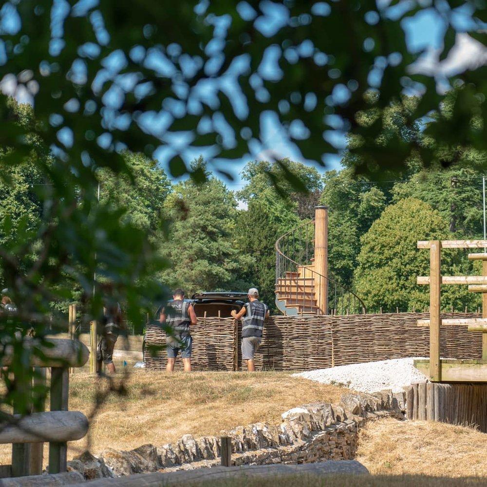AVS Fencing Supplies Blenheim Palace 4.jpg