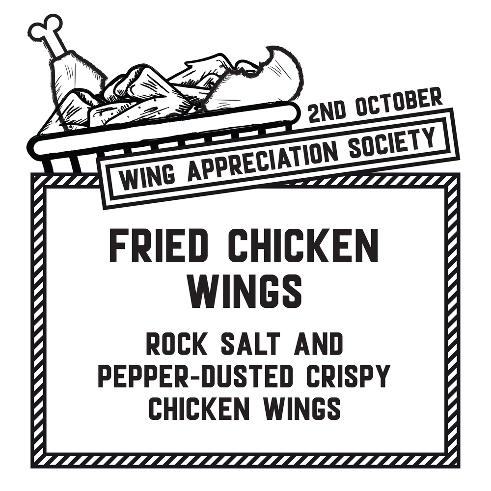 Need Street Food Wind Appreciation Society Fried Chicken Wings.png