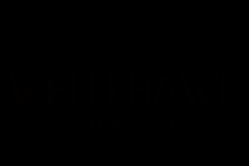 Whitehawk at Newcastle Logo Black.png