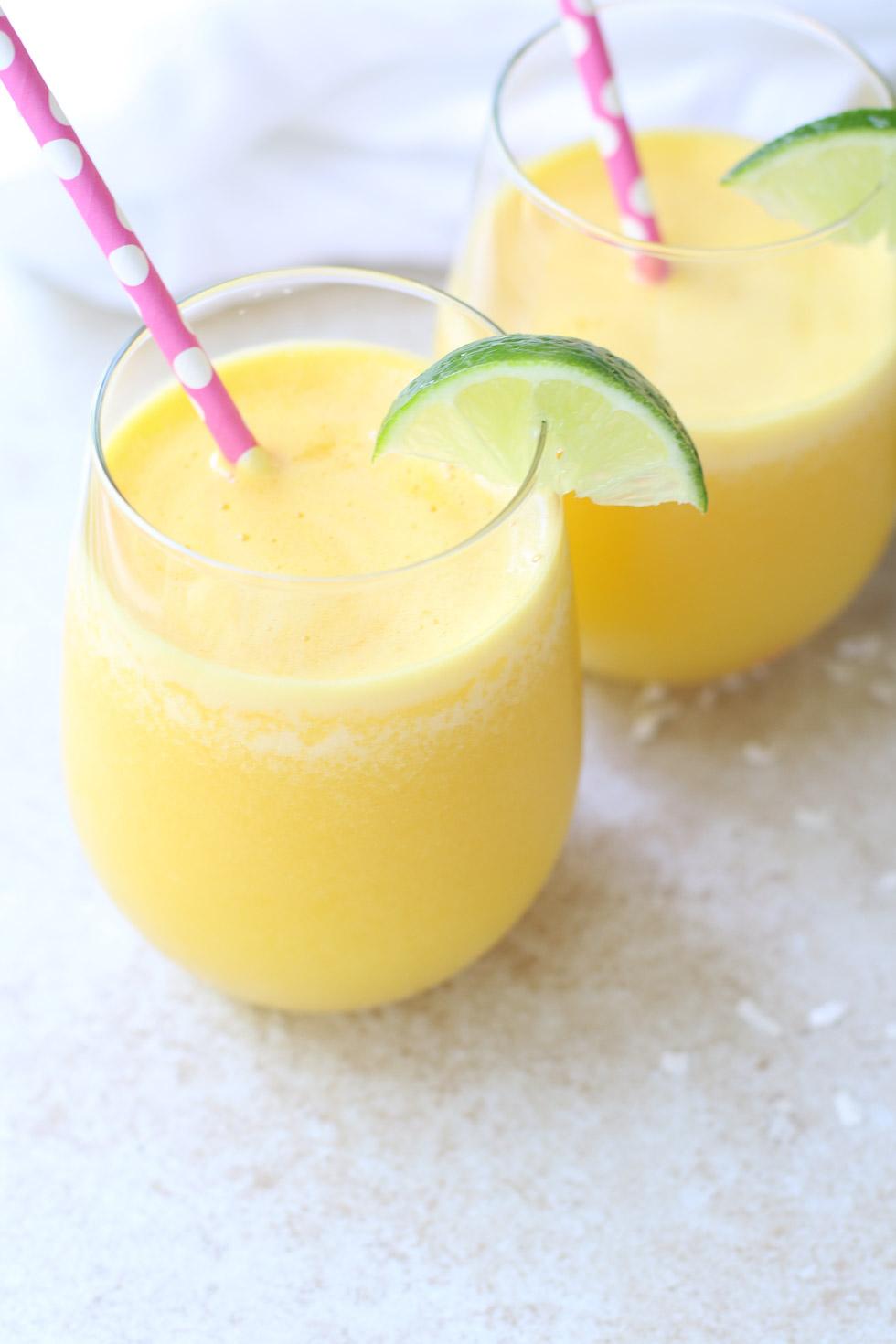 Frozen Mango Coconut Daiquiri - Marisa Moore, RDMarisa Moore Nutrition