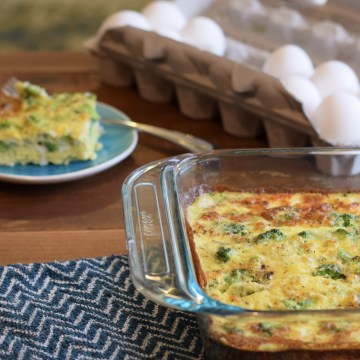 5 Minute Egg Bake - Josten Fish, RD