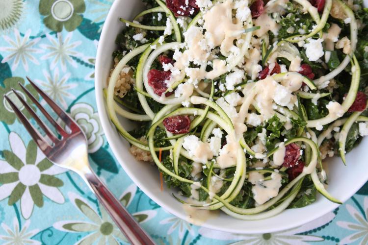 Lemon Quinoa & Kale Salad {{Baking Bytes}}.png