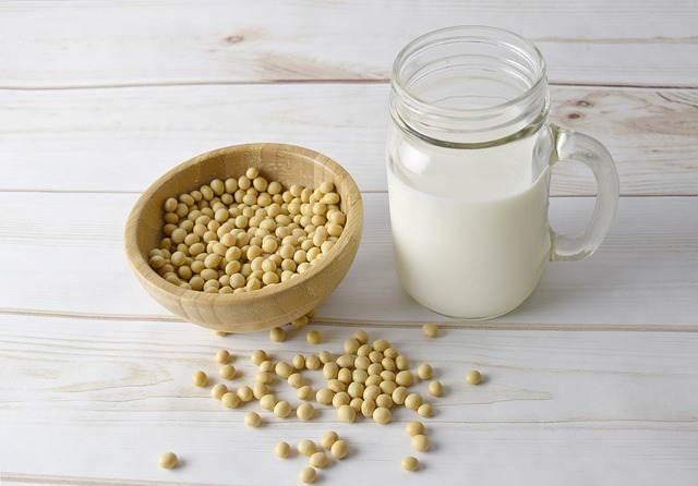 is soy milk healthy