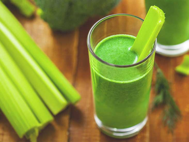 celery juice nutrients