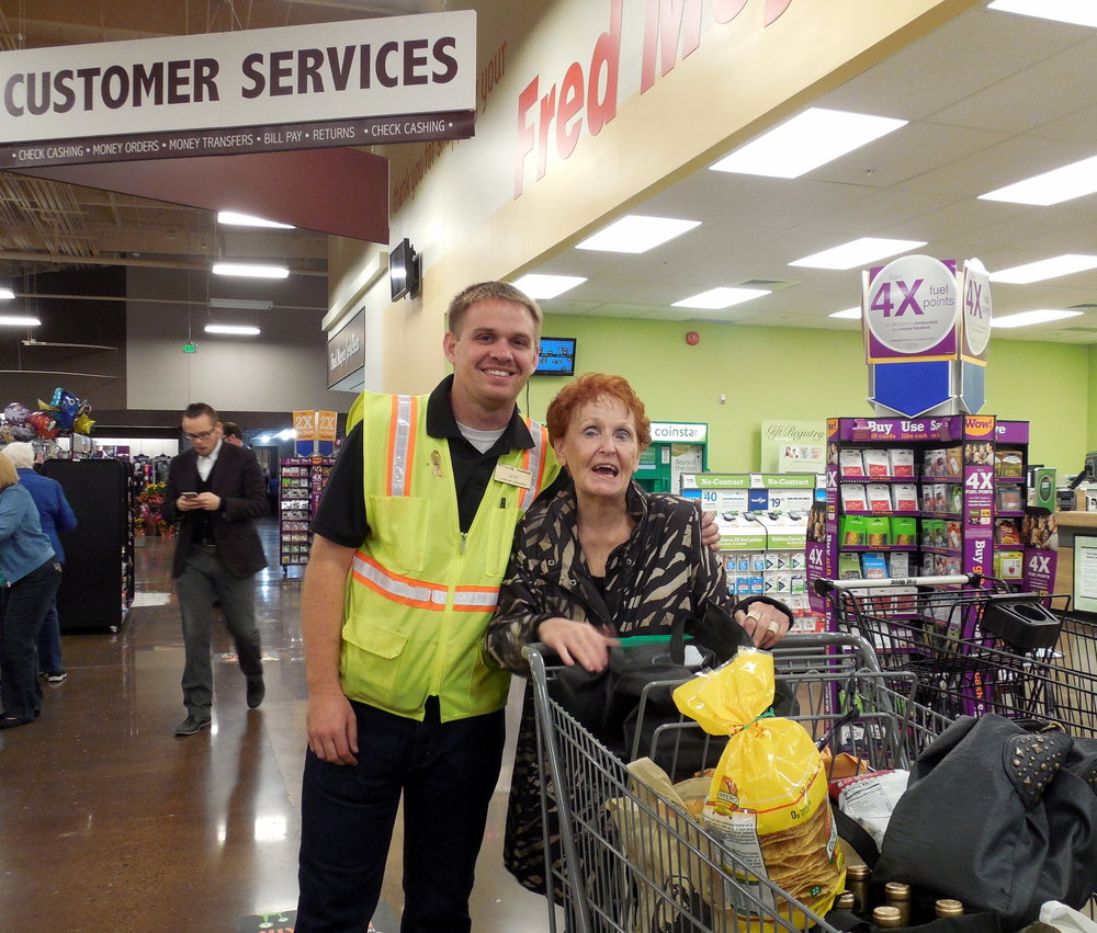 17 Fredmeyer-Jeff with Joyce a long time customer.jpg