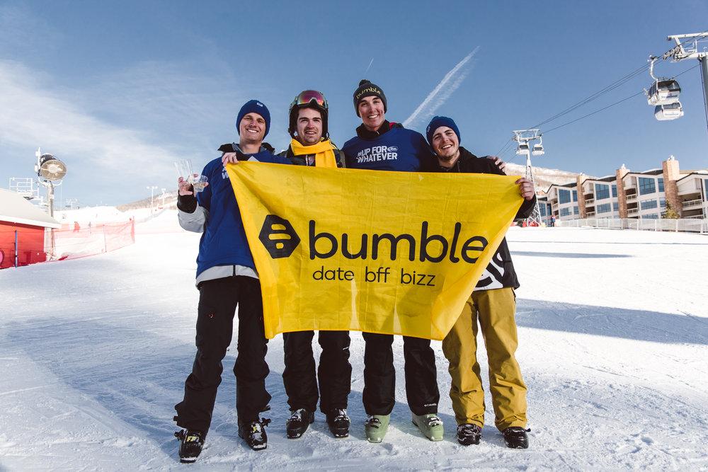 Bumble 2018-19 partnership in Colorado