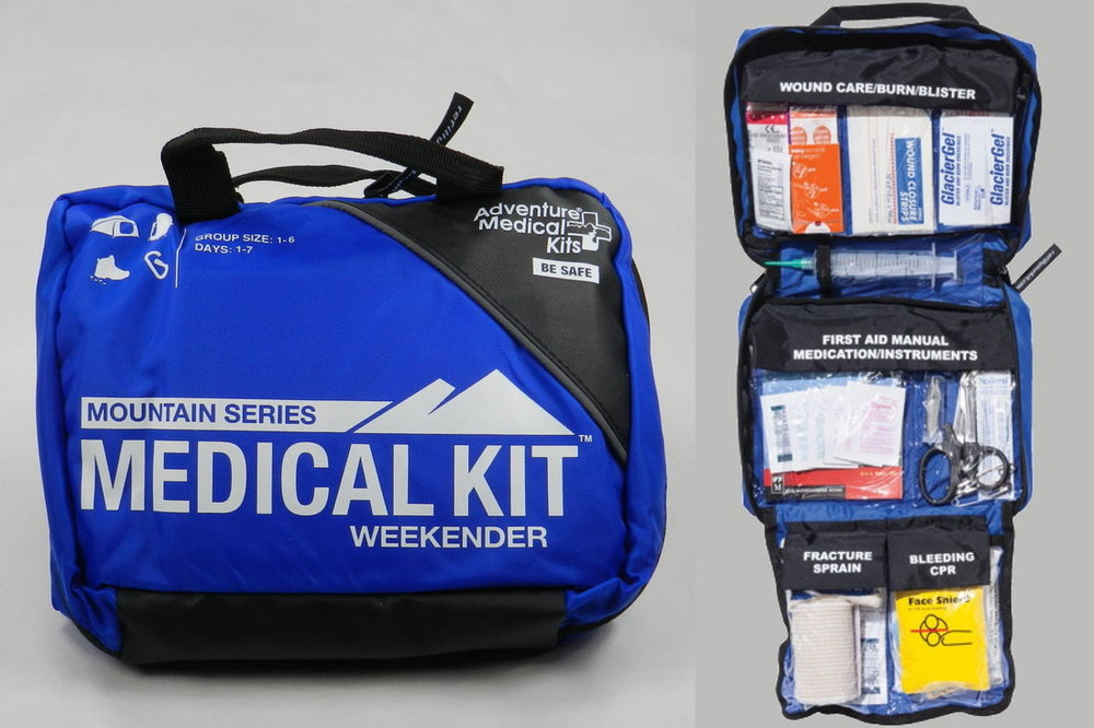 THE GEAR SHOPPE - WFA Kits  ♦  Hemorrhage Control  ♦  Other Supplies