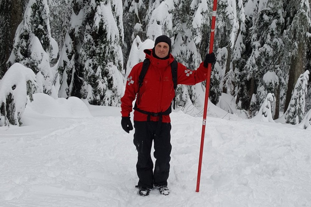 Kieran Hartle (PCP-IV)   Kieran, is paramedic with the British Columbia Ambulance Service, and a Nordic Ski Patroller at Cypress Mountain. In 2018, Kieran became one of Canada first trained Red Cross Wilderness First Responder Instructors, and contributed scenarios and feedback that serve as the foundation of that program.