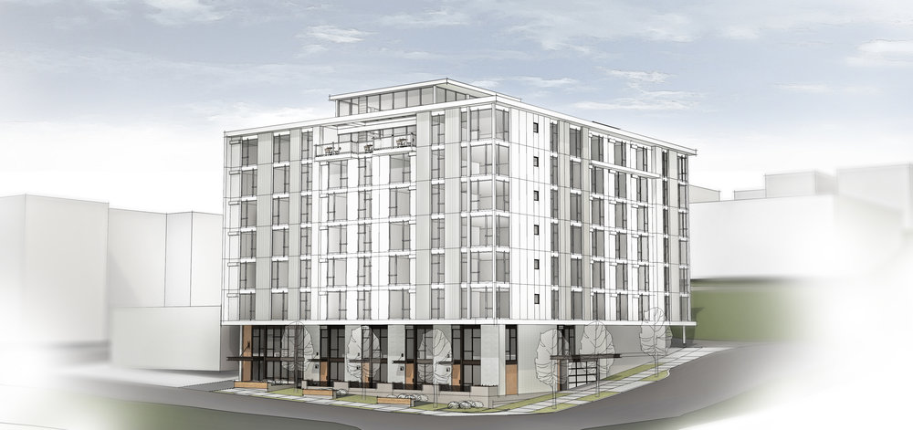 InteRbay apartments, WASHINGTON