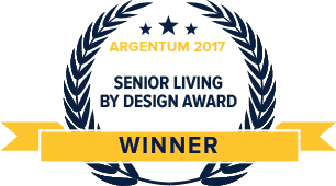 Argentum 2017 Senior Living By Design Award