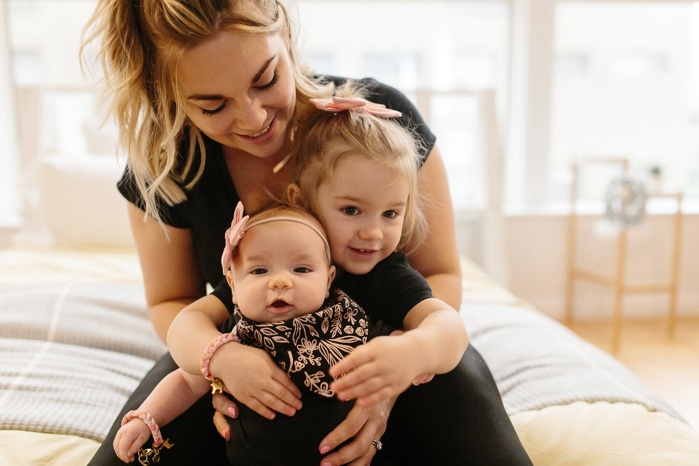 The Postnatal Game Plan - This is a video based program created for brand new Mama's who are ready to start incorporating movement into their daily routines. It focuses on strengthening the deep core stabilizers and pelvic floor muscles to help you prepare to start working out.