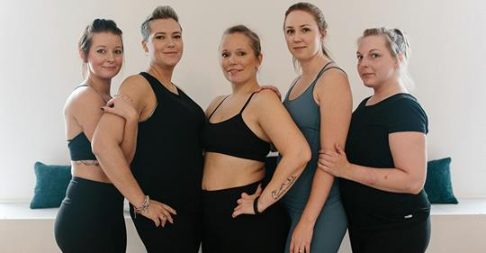 TFGG MAMA Block Four - TFGG MAMA is a paired back version of our Original TFGG Programming. There are 4 workouts a week, and they can all be done in under 30 minutes