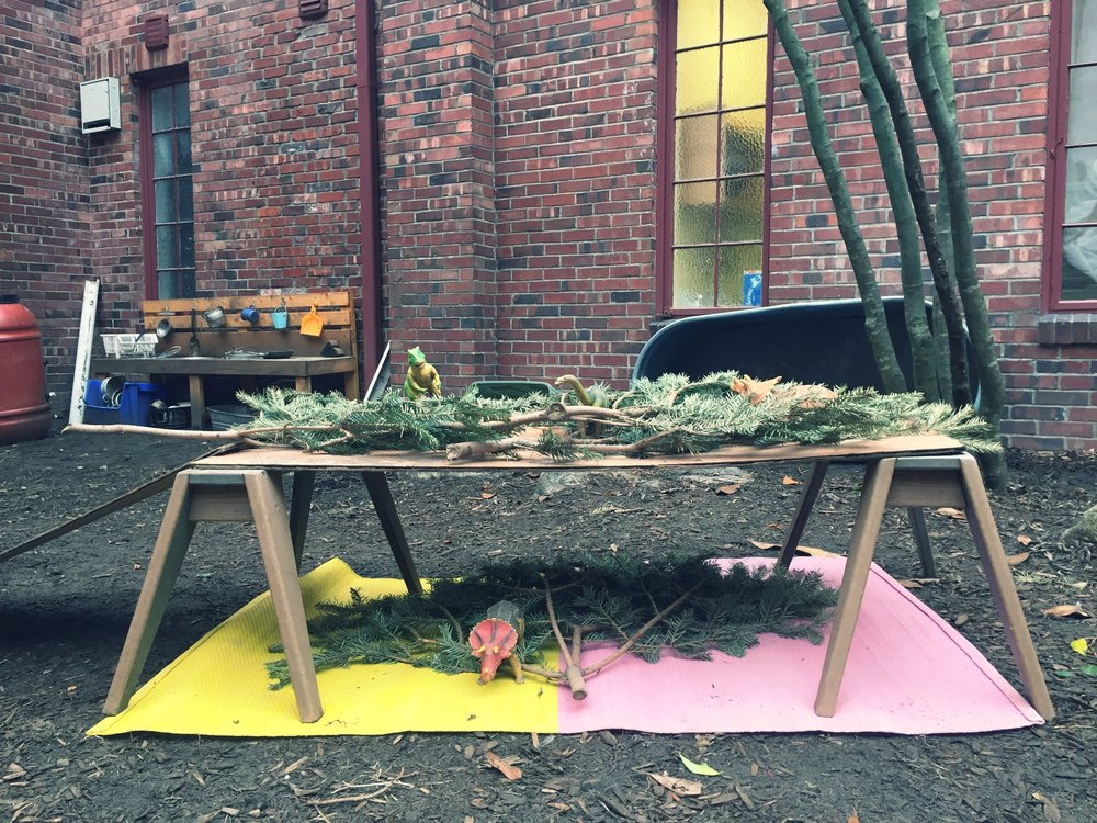 Play Yard Provocation