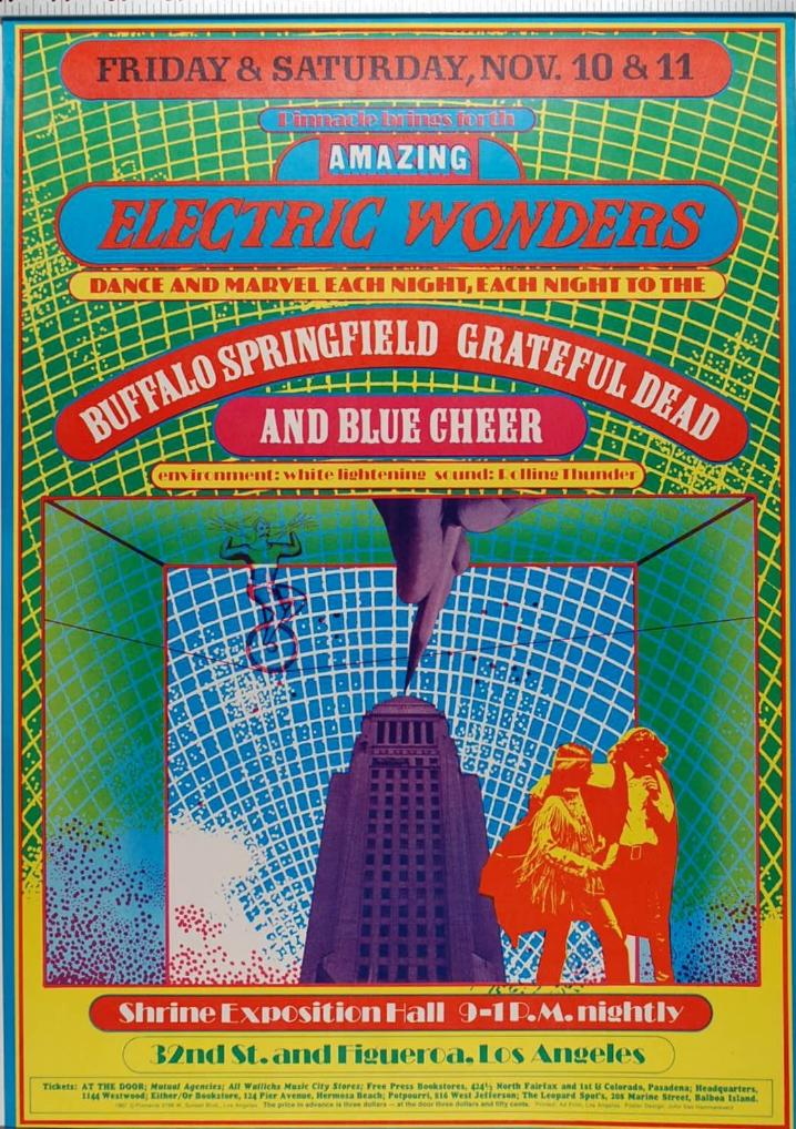 Amazing Electric Wonders