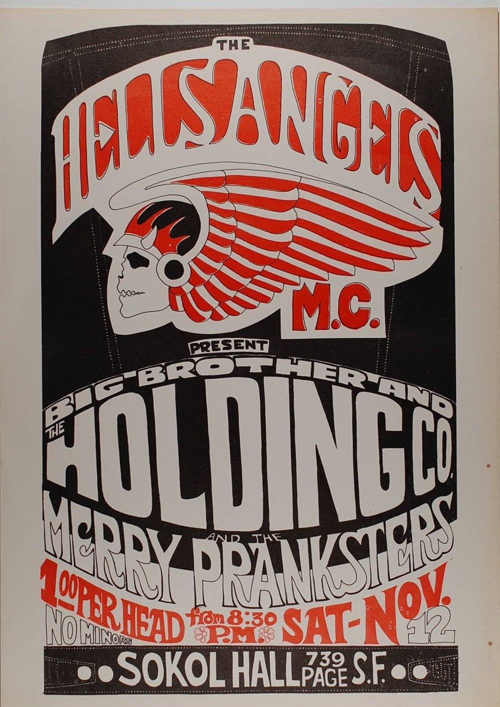 Hells Angels Dance