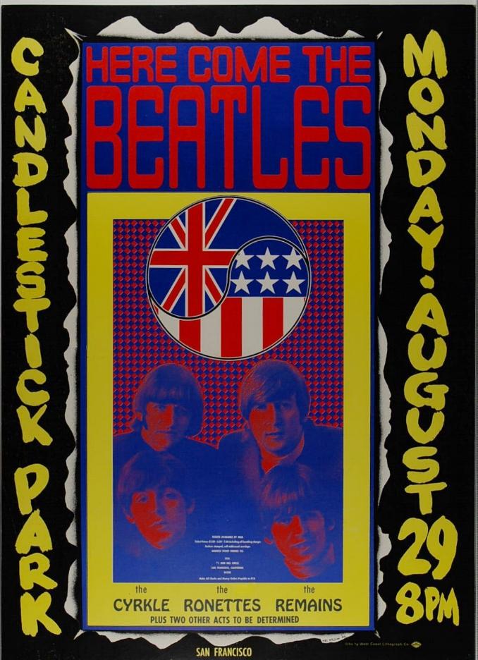 Beatles Final Concert