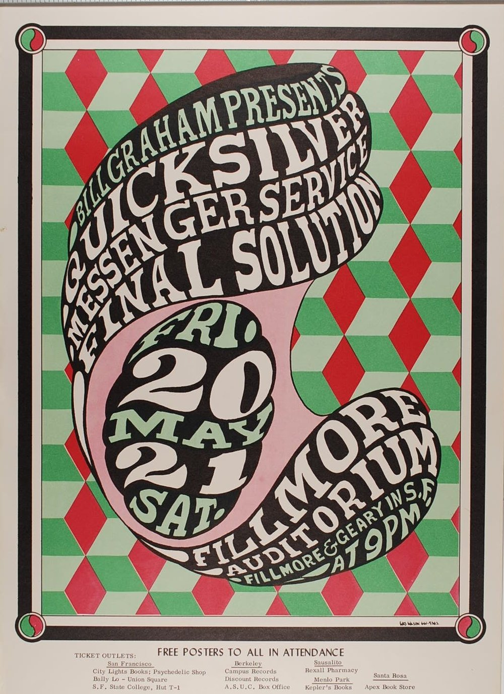 Bill Graham No. 07