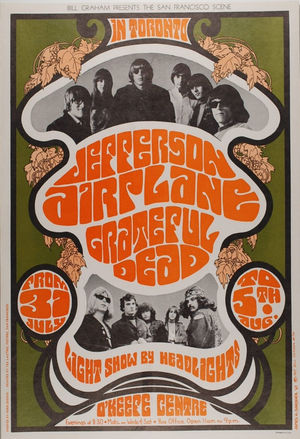 Bill Graham No. 74