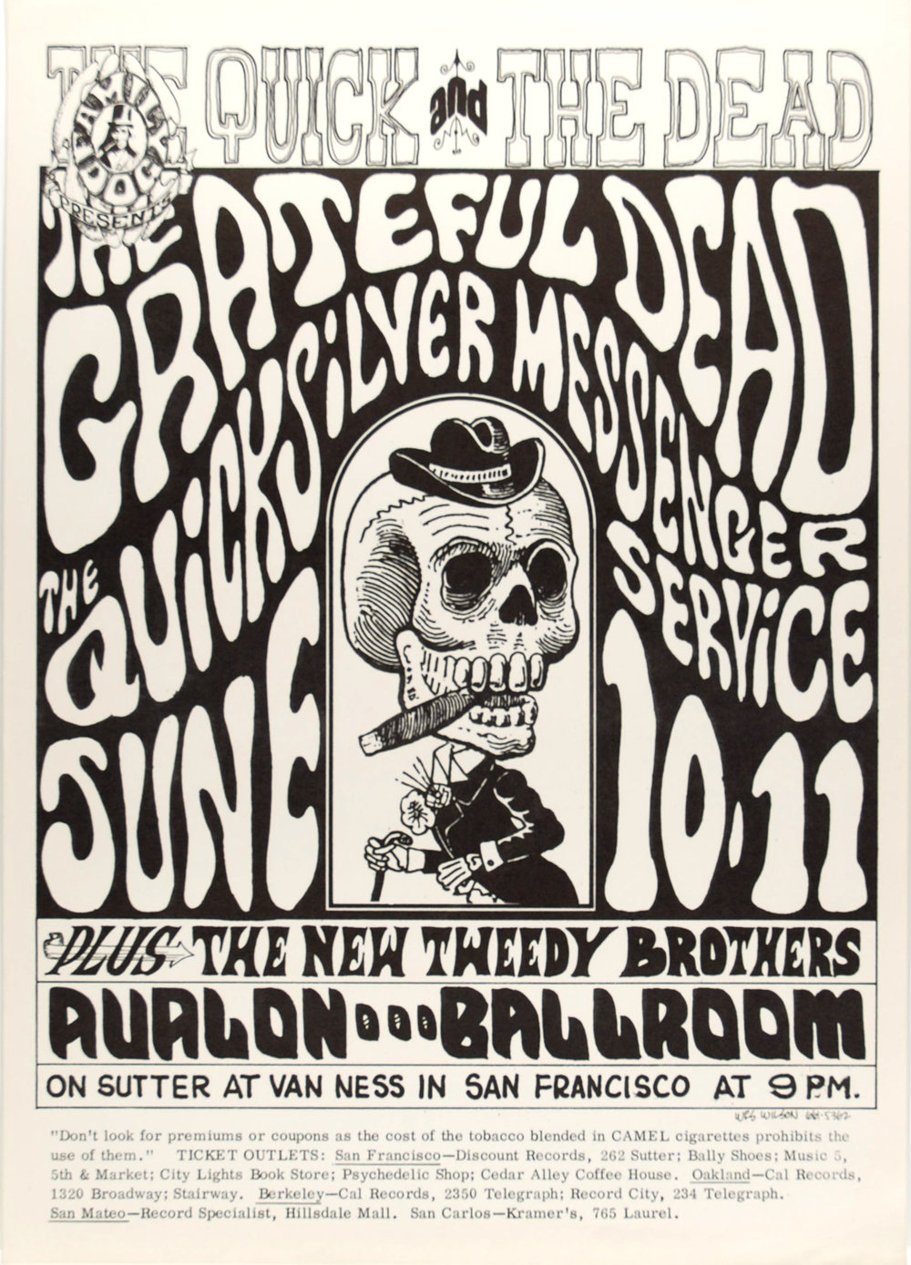 Grateful Dead, Avalon Ballroom