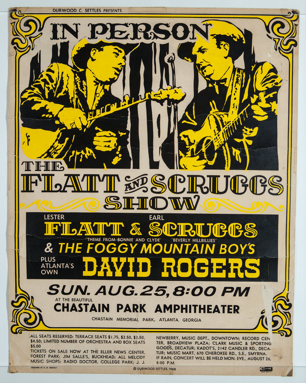 The Flatt and Scruggs Show