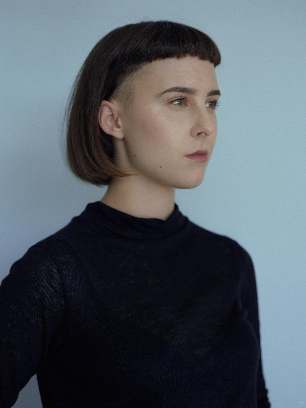 Headshot by Vinna Laudico