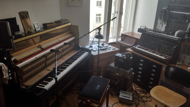 P&C interview: Otto Totland — piano and coffee co