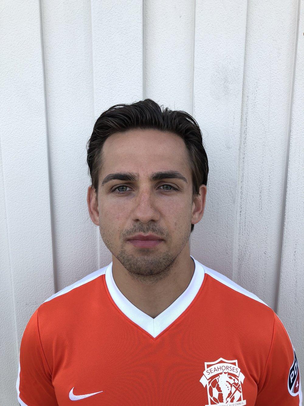 martin mitreski, midfielder