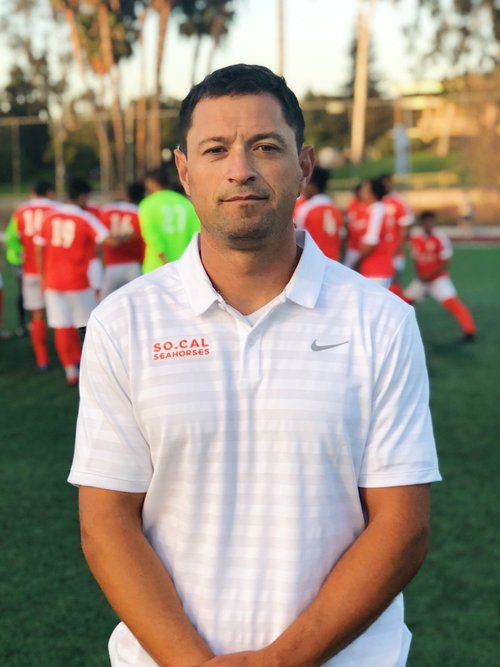 ASSISTANT COACH  dylan martinez