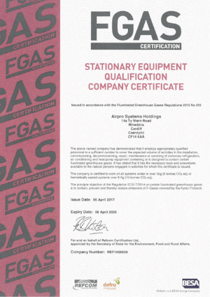 FGASCertificate  Click image to open