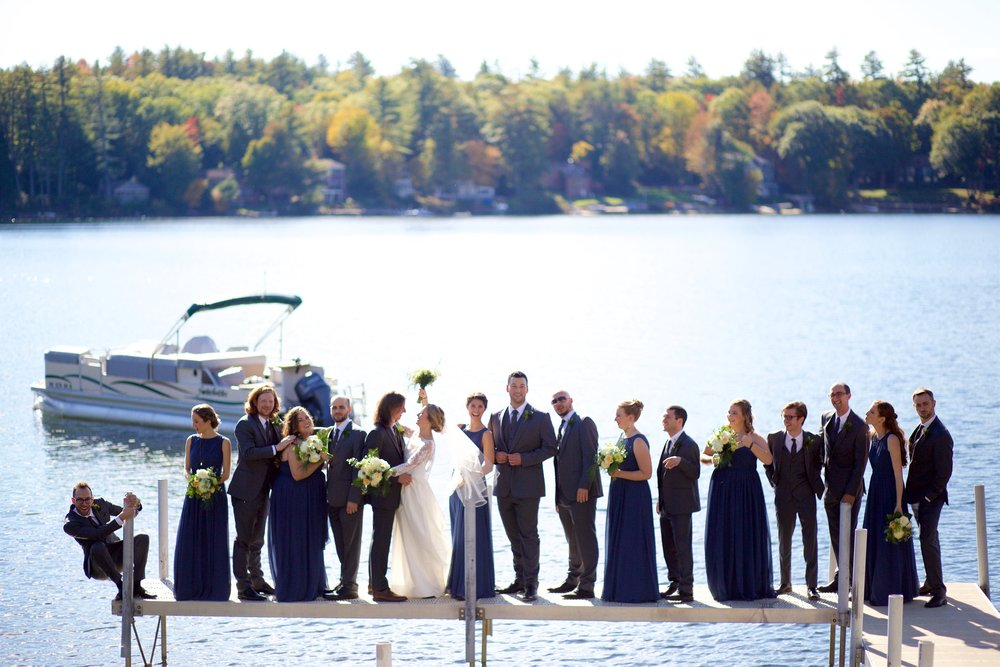 Lakes Region New Hampshire Weddings