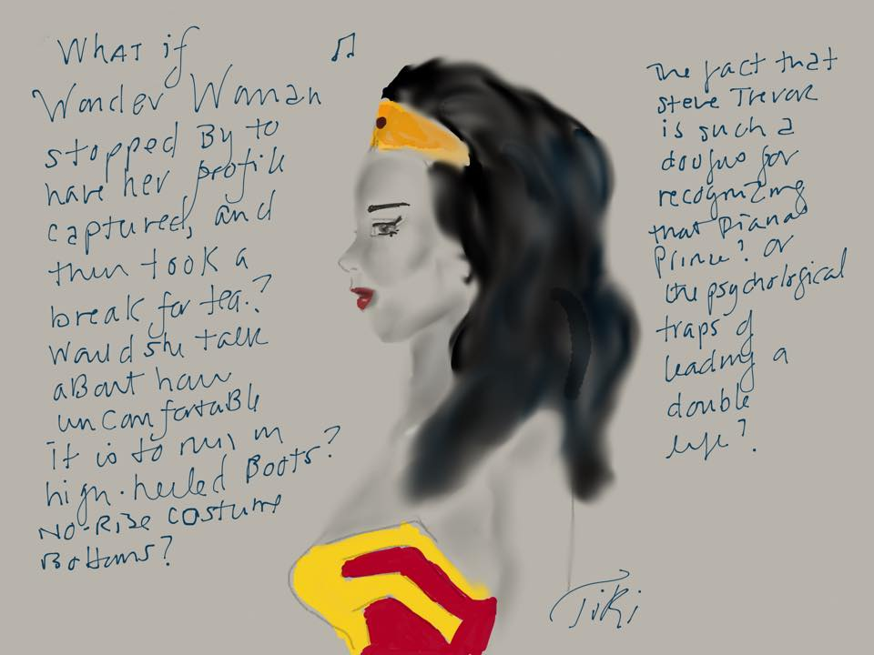 What if WonderWoman