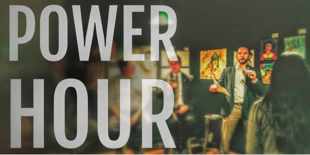 #POWERHOUR - Is a quarterly networking and panel conversation series. We convene nonprofit leaders, activists, philanthropists, and business community to network, chat, inspire one another around important issues, and make connections that give rise to positive actions and collaboration around important social issues across movements.