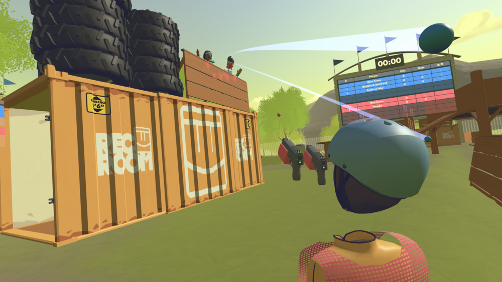 RecRoom, courtesy Against Gravity