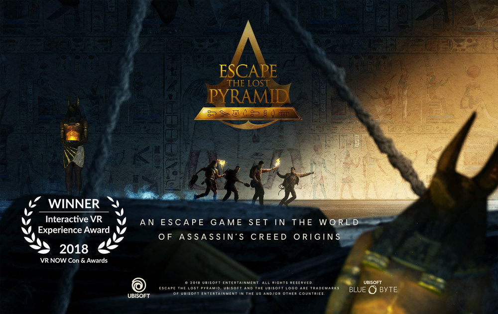 ESCAPE THE LOST PYRAMID -