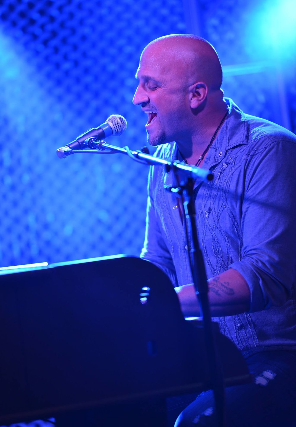 "Mike DelGuidice Lead Vocals/Piano - Front man Mike DelGuidice, living a dream. After 15 years of playing Billy Joel's music in his band Big Shot, Mike DelGuidice is now on tour with Billy Joel.  In October of 2013, Mike was hired by Billy Joel himself. And now you can see Mike on tour with Billy Joel all over the US & world in major arenas and stadiums including ever month at the iconic Madison Square Garden playing acoustic guitar and background vocals.  On Billy Joel's recent SiriusXM Channel you can hear Billy talking about Mike and how much he sounds just like him -  ""That's me...I know my voice...That's a tape...but it was this guy...Mike DelGuidice."" - Billy Joel Go here to listen - http://youtu.be/Z6rAMaJo7SU Mike is also a well-known Long Island Musician/ Singer/Songwriter and has released 2 of his own original CDs."