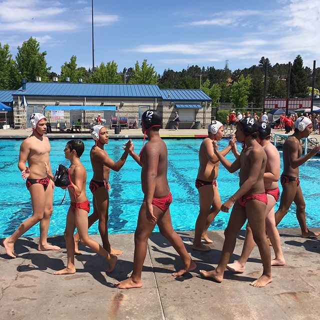 Makos lose to Rosebowl 10-7, but good first game!