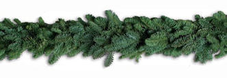 Noble Fir Garland